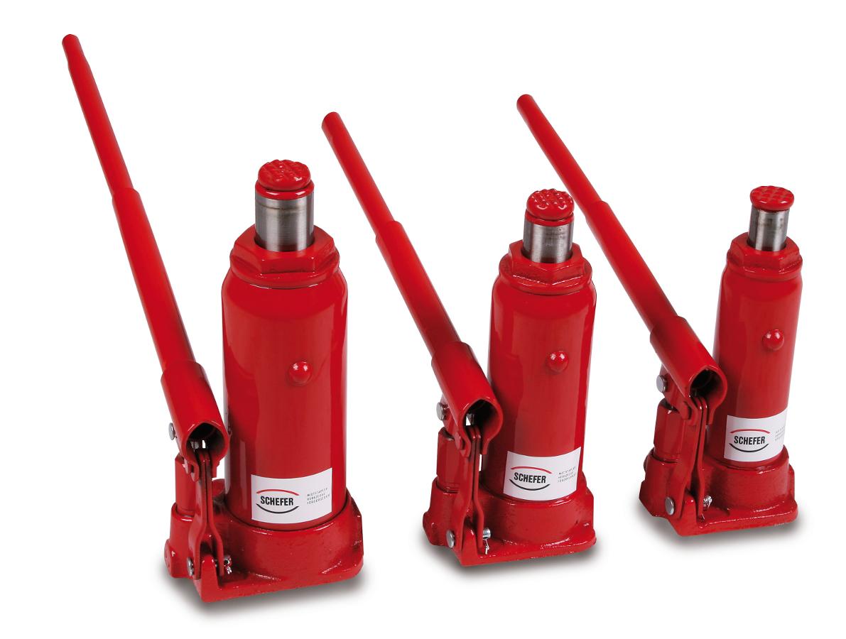 Hydraulische Werkzeuge Hebezeuge und Lastaufnahmemittel