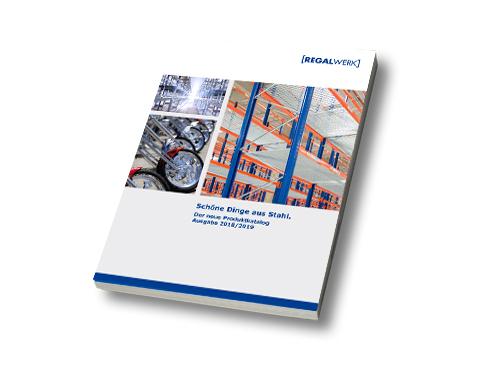 Der neue Regalwerk Katalog