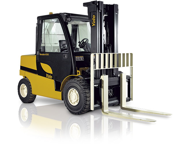 Yale GDPGLP40-55VX-Diesel-LPG-Gabelstapler